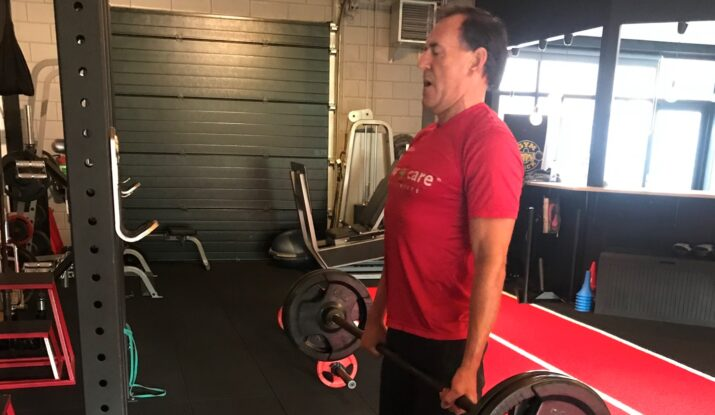 Raymond personal trainer personal trainer lifting