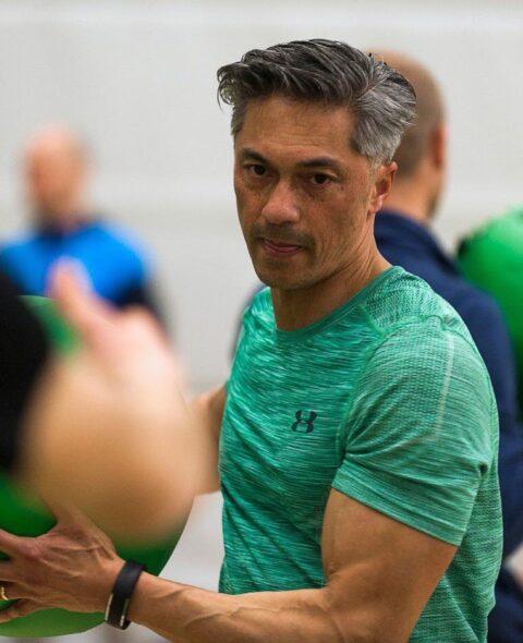 Raymond Personal Trainer Waalwijk portret