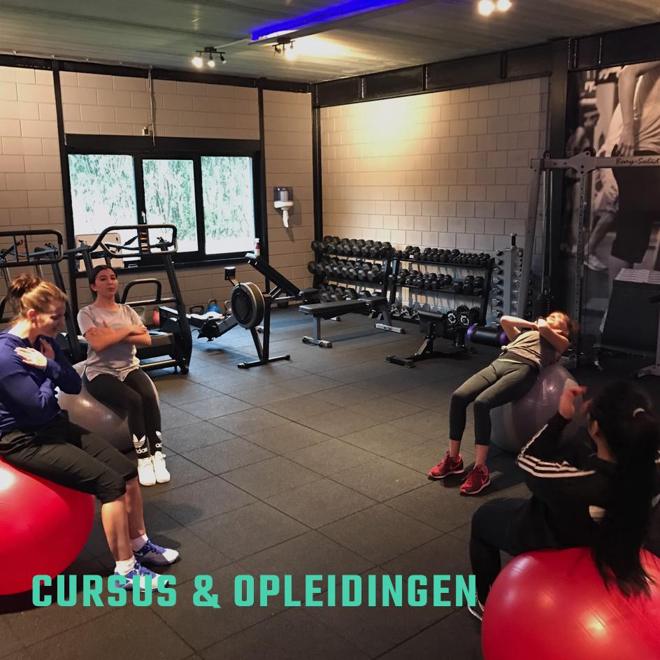 Raymond personal trainer Waalwijk cursus