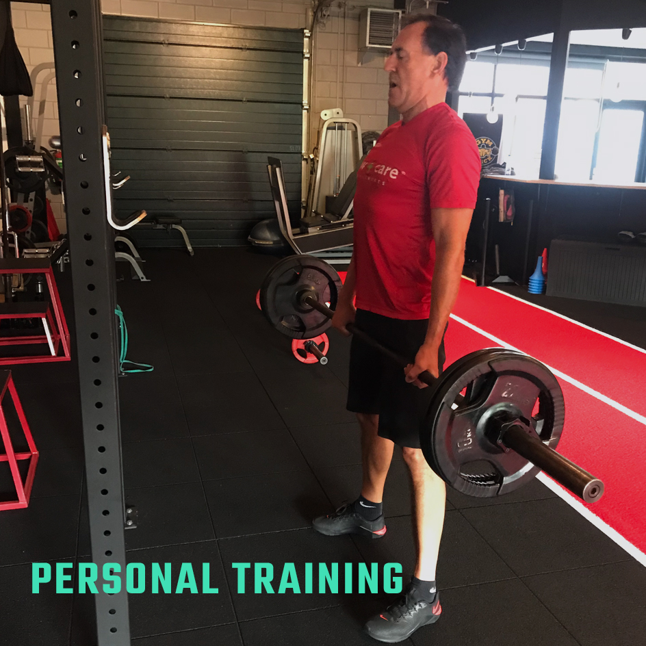 Raymond personal trainer Waalwijk personal-training