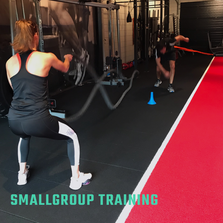 Raymond personal trainer Waalwijk smallgroup-link